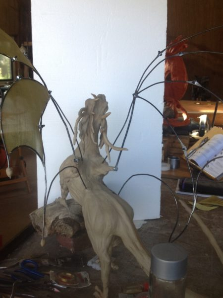 Dragon in Clay 4