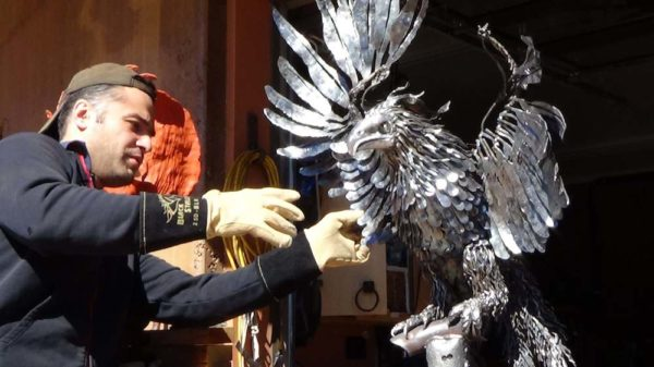 Shaping Feathers